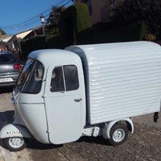 Motos: VESPACAR 1962. Lote 195281157