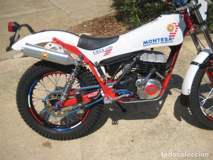 Montesa Cota 349 Ulf Karlson Comprar Motocicletas Clásicas En Todocoleccion 195937677