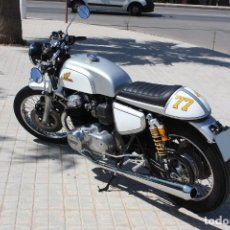 Motos: HONDA CB 750 FOUR 1977 SUPERSPORT CAFE RACER. Lote 196332521