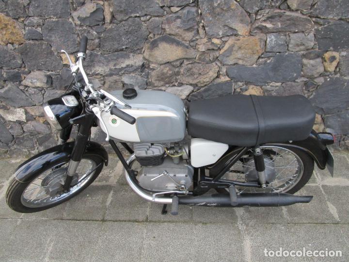 Motos: Moto Ossa 160 cc - Restaurada - con Documentación - Matricula LE-23137 - Año 1964 - Foto 3 - 196500477