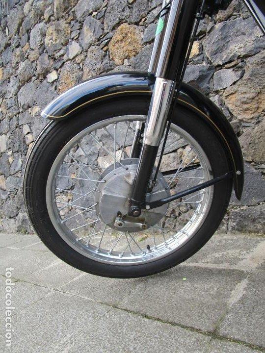 Motos: Moto Ossa 160 cc - Restaurada - con Documentación - Matricula LE-23137 - Año 1964 - Foto 7 - 196500477