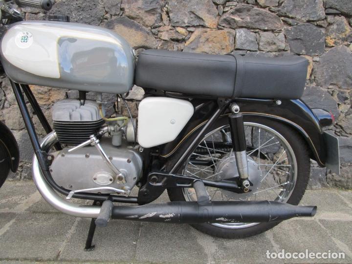 Motos: Moto Ossa 160 cc - Restaurada - con Documentación - Matricula LE-23137 - Año 1964 - Foto 8 - 196500477