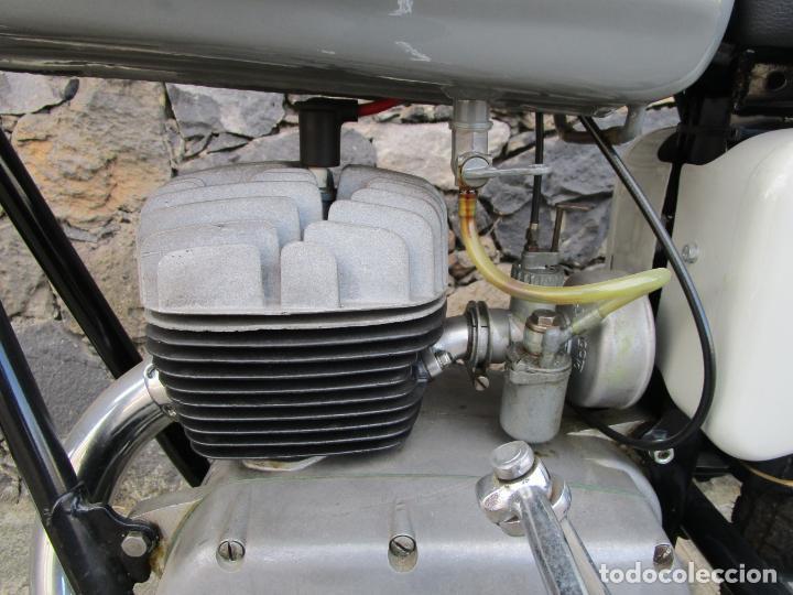 Motos: Moto Ossa 160 cc - Restaurada - con Documentación - Matricula LE-23137 - Año 1964 - Foto 11 - 196500477