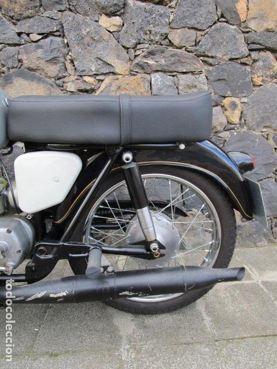 Motos: Moto Ossa 160 cc - Restaurada - con Documentación - Matricula LE-23137 - Año 1964 - Foto 12 - 196500477