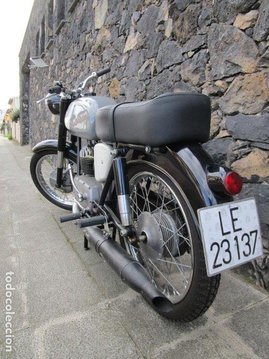 Motos: Moto Ossa 160 cc - Restaurada - con Documentación - Matricula LE-23137 - Año 1964 - Foto 13 - 196500477