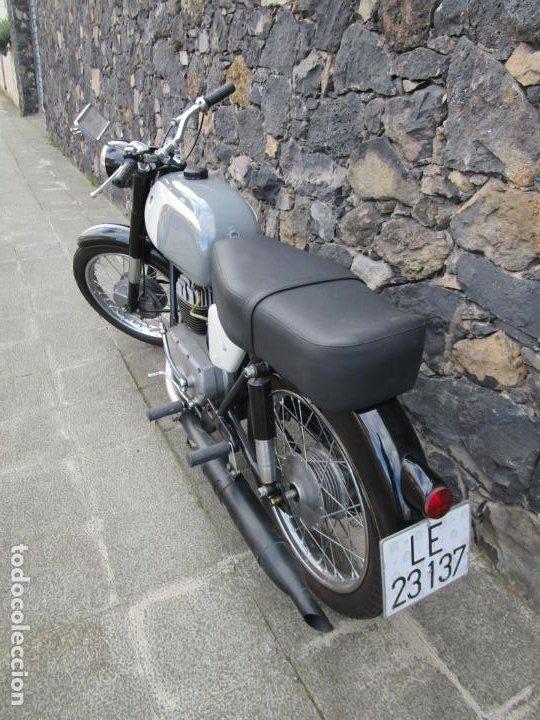 Motos: Moto Ossa 160 cc - Restaurada - con Documentación - Matricula LE-23137 - Año 1964 - Foto 14 - 196500477
