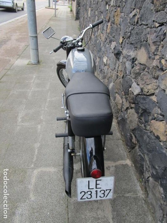 Motos: Moto Ossa 160 cc - Restaurada - con Documentación - Matricula LE-23137 - Año 1964 - Foto 15 - 196500477