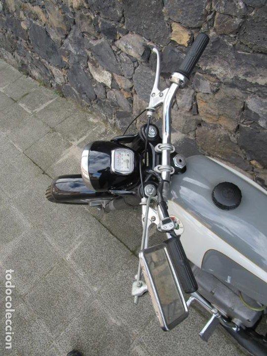 Motos: Moto Ossa 160 cc - Restaurada - con Documentación - Matricula LE-23137 - Año 1964 - Foto 16 - 196500477