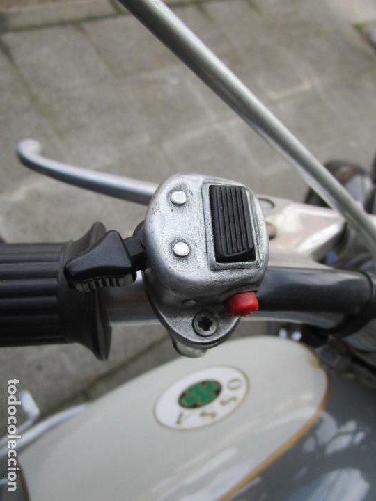 Motos: Moto Ossa 160 cc - Restaurada - con Documentación - Matricula LE-23137 - Año 1964 - Foto 18 - 196500477