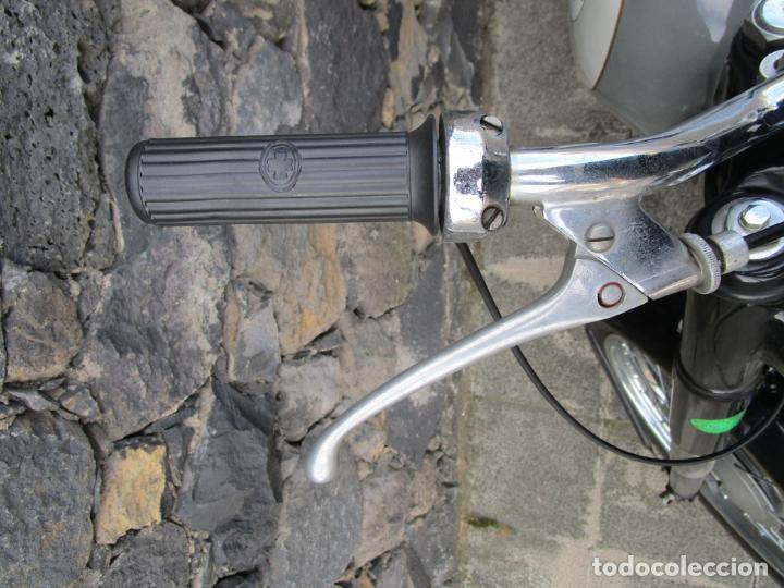 Motos: Moto Ossa 160 cc - Restaurada - con Documentación - Matricula LE-23137 - Año 1964 - Foto 19 - 196500477
