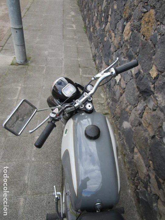Motos: Moto Ossa 160 cc - Restaurada - con Documentación - Matricula LE-23137 - Año 1964 - Foto 20 - 196500477