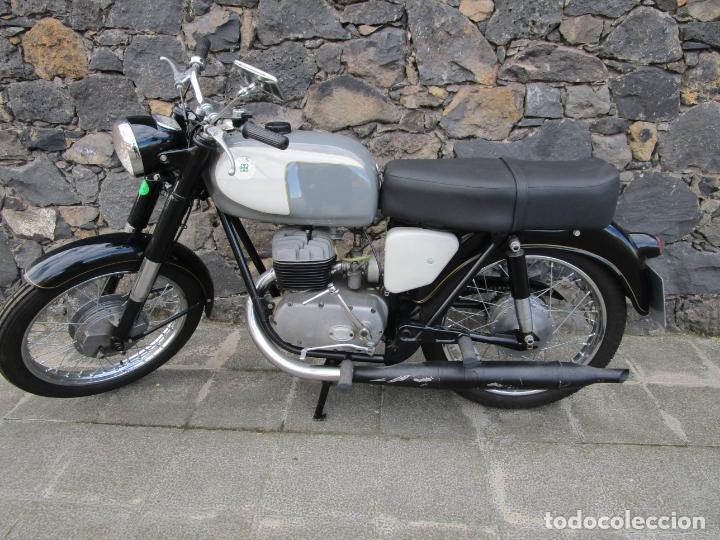 Motos: Moto Ossa 160 cc - Restaurada - con Documentación - Matricula LE-23137 - Año 1964 - Foto 22 - 196500477