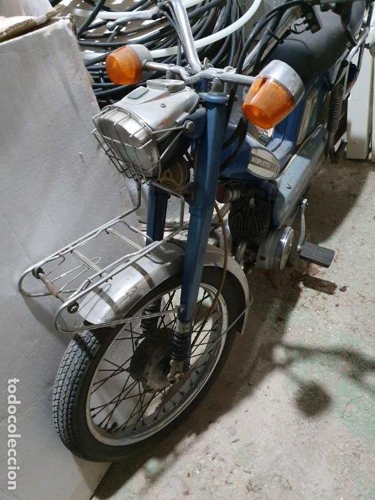 CICLOMOTOR MOBILETT EN PERFECTO ESTADO (Coches y Motocicletas - Motocicletas Clásicas (a partir 1.940))