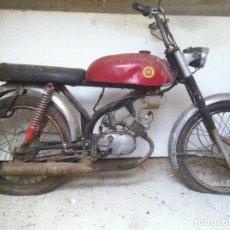 Motos: LOTE DE 8 MOTOS. Lote 205201851