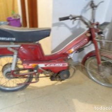 Motos: ANTIGUA VINTAGE MOTO MOBYLETTE CADY, COMPLETA BUEN ESTADO FUNCIONANDO. Lote 207316222