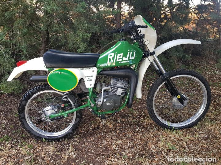 RIEJU MARATHON 50 (Coches y Motocicletas - Motocicletas Clásicas (a partir 1.940))