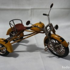 Motos: TRICICLO AMARILLO. Lote 211272309