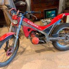 Motos: MOTO GAS GAS DE TRIAL AÑOS 90. Lote 211426257
