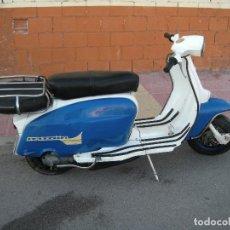 Motos: MOTO LAMBRETTA 150 LI AÑO 1965. Lote 212230035