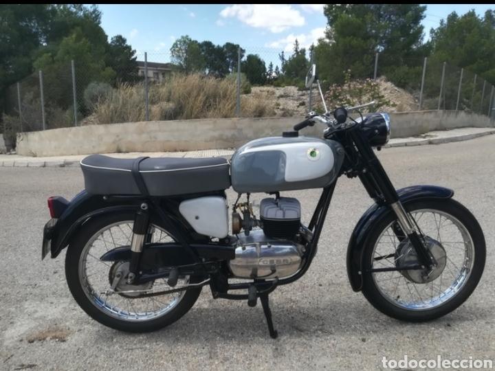 MOTO OSSA 160T (Coches y Motocicletas - Motocicletas Clásicas (a partir 1.940))