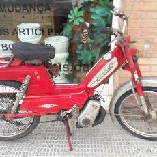 Motos: MOTO CICLOMOTOR TORROT. ARRANCA. SIN PAPELES.. Lote 217275043