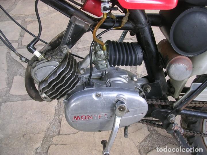 Motos: MONTESA SCORPION 50 C.C. ORIGINAL. FUNCIONANDO. 1972/76 - Foto 2 - 217932532