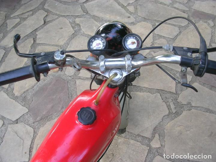 Motos: MONTESA SCORPION 50 C.C. ORIGINAL. FUNCIONANDO. 1972/76 - Foto 3 - 217932532