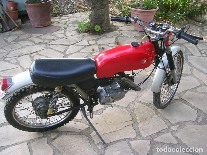 Motos: MONTESA SCORPION 50 C.C. ORIGINAL. FUNCIONANDO. 1972/76 - Foto 4 - 217932532