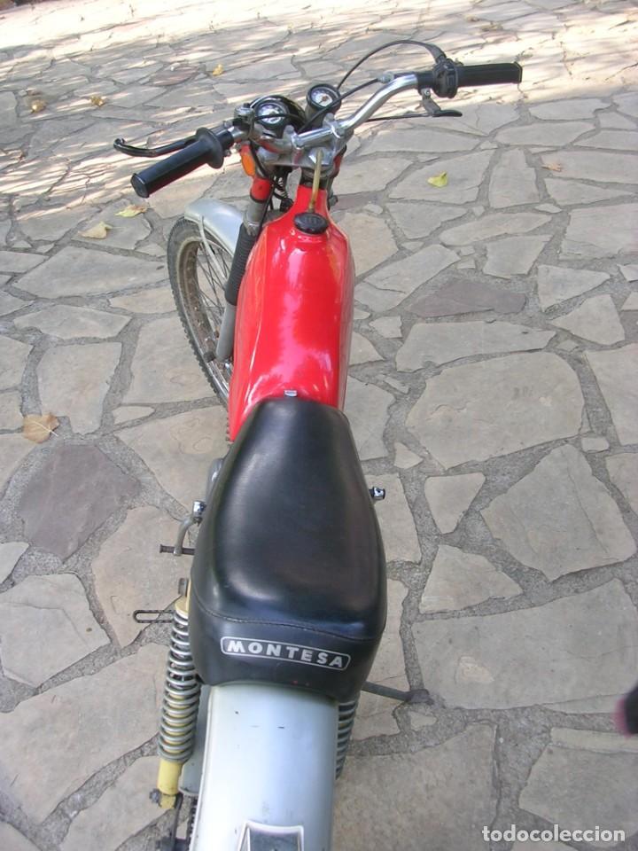 Motos: MONTESA SCORPION 50 C.C. ORIGINAL. FUNCIONANDO. 1972/76 - Foto 6 - 217932532