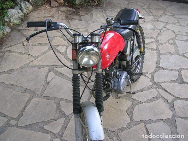 Motos: MONTESA SCORPION 50 C.C. ORIGINAL. FUNCIONANDO. 1972/76 - Foto 7 - 217932532
