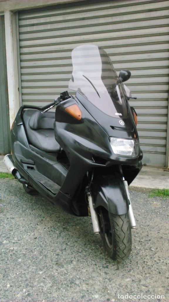 MOTO YAMAHA MAJESTYC CC 250 (Coches y Motocicletas - Motocicletas Clásicas (a partir 1.940))