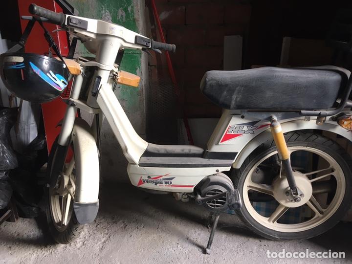 CICLOMOTOR VESPINO NLX (Coches y Motocicletas - Motocicletas Clásicas (a partir 1.940))