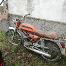 Motos: DERBI GTS 4V . AÑOS 1970 .. Lote 222366133