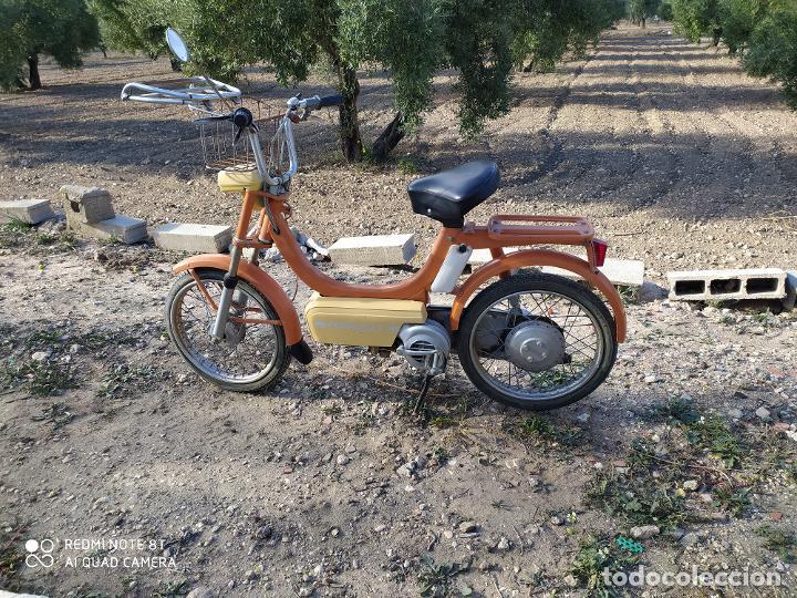 OFERTA SOLO POR DIEZ DÍAS POR TAN SOLO 250€ INCREIBLE CICLOMOTOR VESPINO T DEL AÑO 1970 /1975 (Coches y Motocicletas - Motocicletas Clásicas (a partir 1.940))