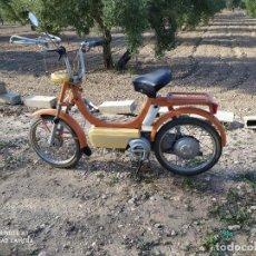 Motos: INCREIBLE CICLOMOTOR VESPINO T DEL AÑO 1970 /1975. Lote 222526540