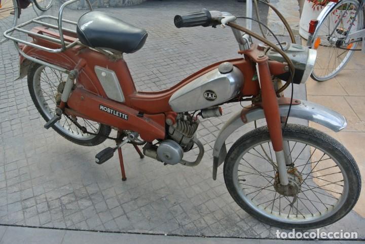 Motos: MOBYLETTE , G.A.C. MOTO - Foto 3 - 228899870