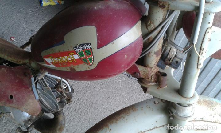 Motos: MOTOCILETA TERROT 49 C.C. - Foto 2 - 238883890