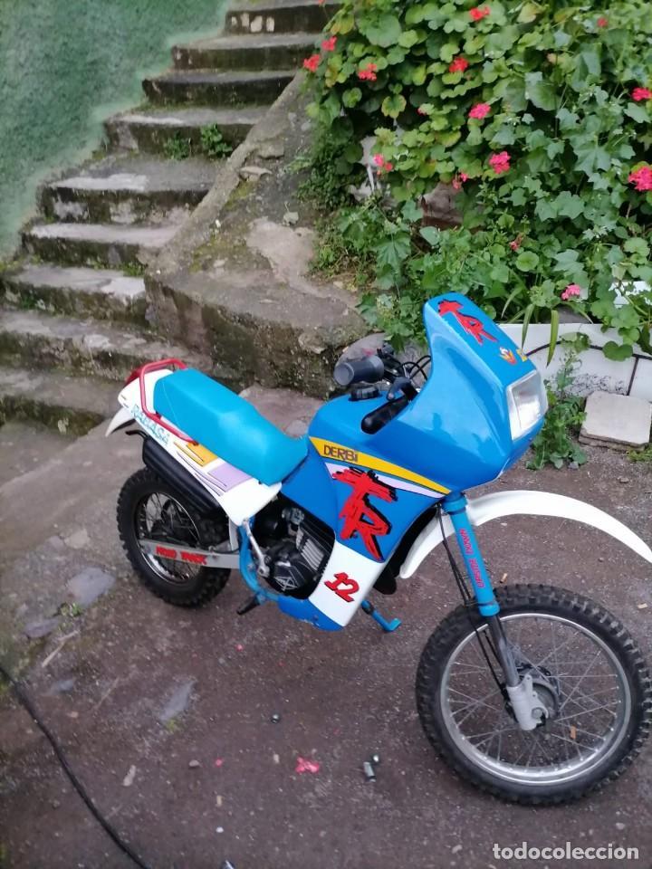 Motos: motocicleta derbi rabasa panther rt 12 - Foto 2 - 241532990