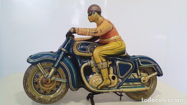 MOTO GRANDE DE PAYA (Coches y Motocicletas - Motocicletas Clásicas (a partir 1.940))