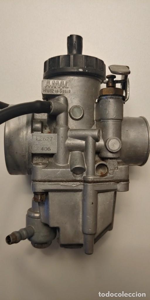 Motos: Carburador Amal L2627 Montesa Cota 349 - Foto 5 - 243414305