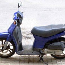 Motos: HONDA SCOOPY SH 100 - MOTOR RECONSTRUIDO - SIN ETIQUETA MEDIAMBIENTAL - CAMBIO DE NOMBRE INCLUÍDO. Lote 245051930