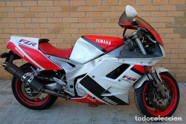 MOTO CLÁSICA.1992.YAMAHA FZR 1000.FAZER. (Coches y Motocicletas - Motocicletas Clásicas (a partir 1.940))
