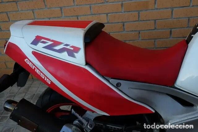 Motos: Moto clásica.1992.Yamaha FZR 1000.Fazer. - Foto 2 - 245559790