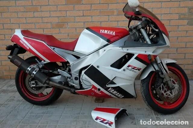 Motos: Moto clásica.1992.Yamaha FZR 1000.Fazer. - Foto 3 - 245559790