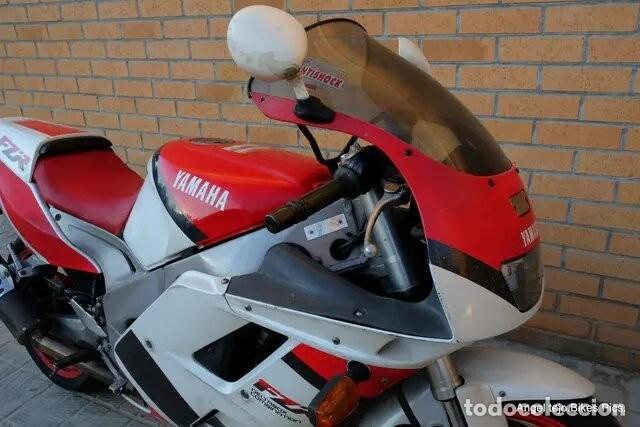 Motos: Moto clásica.1992.Yamaha FZR 1000.Fazer. - Foto 4 - 245559790