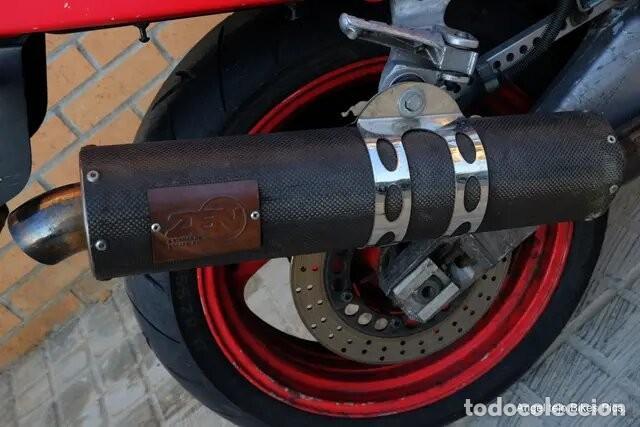 Motos: Moto clásica.1992.Yamaha FZR 1000.Fazer. - Foto 5 - 245559790