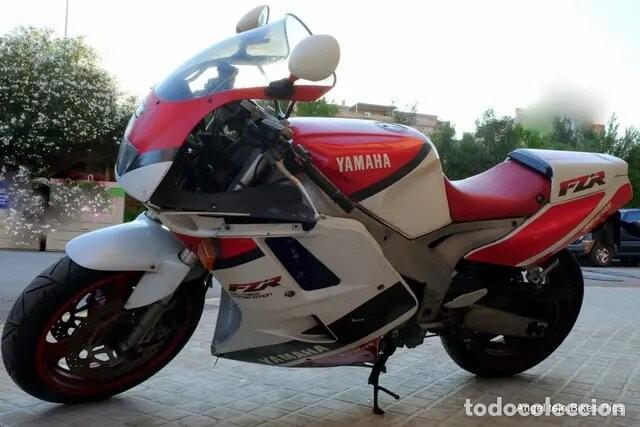 Motos: Moto clásica.1992.Yamaha FZR 1000.Fazer. - Foto 6 - 245559790
