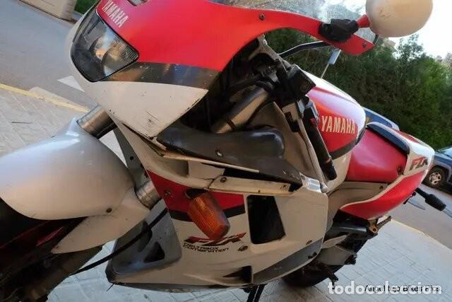 Motos: Moto clásica.1992.Yamaha FZR 1000.Fazer. - Foto 9 - 245559790