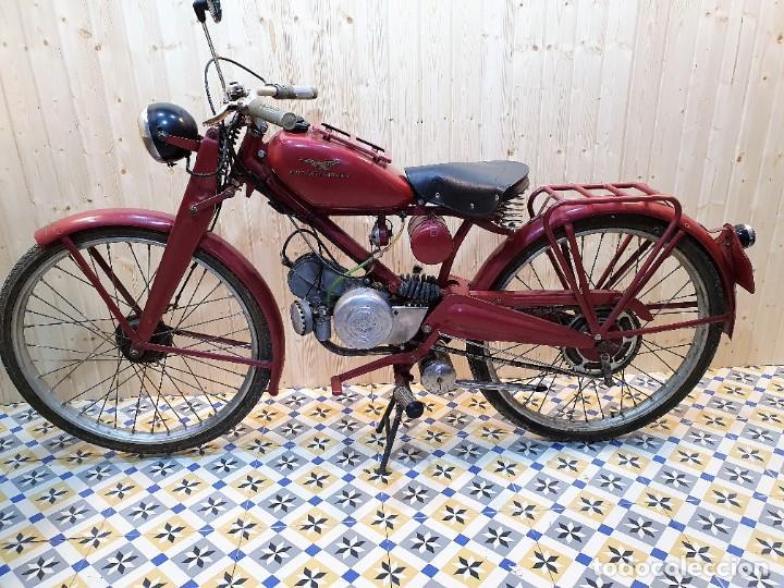 Motos: MOTO GUZZI HISPANIA DE 65cc - Foto 2 - 50016445
