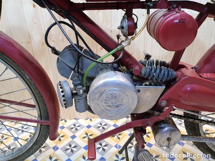 Motos: MOTO GUZZI HISPANIA DE 65cc - Foto 3 - 50016445
